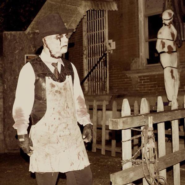 Columbia City Haunted Jail, Fort Wayne Haunted Houses